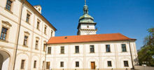 Castles in Czech Republic -  Benatky nad Jizerou castle