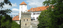 Castles in Czech Republic -  Bitov Castle