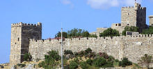Medieval fortresses -  Bodrum Castle