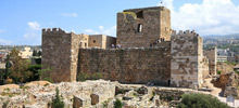 Ancient Cities -  Byblos Castle