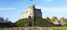 Gothic castles -  Cardiff Castle