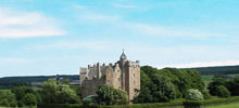 Castles in Scotland -  Stuart Castle