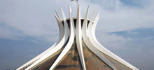 Churches, Cathedrals and Temples -  Cathedral of Brasilia