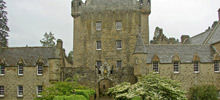 Castles in Scotland -  Cawdor Castle