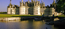 Loire valley -  Chambord Castle