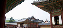 Дворецът Changdeokgung