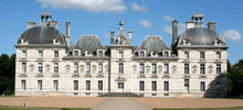 Loire valley -  Cheverny Castle - Chateau de Cheverny