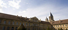Monasteries - Monastery Database -  Cluny Abbey
