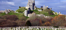 World's castles , Page 4 -  Corfe Castle