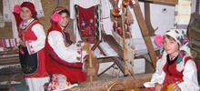 Bansko Guests Learning Authentic Traditional Crafts