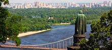 Ukraine -  Dnieper River