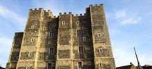 Medieval fortresses -  Dover Castle