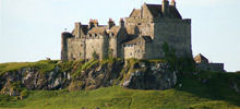 Castles in Scotland -  Duart Castle