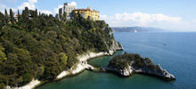 Castles in Italy -  Duino Castle