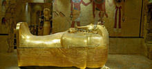 Pharaohs - Tutankhamun died because of blood poisoning
