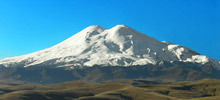 Most beautiful mountains  -  Mount Elbrus