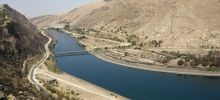 Rivers in the World, Longest Rivers -  Euphrates River