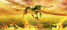 Chinese Zodiac Fire Dragon - Chinese horoscope for the year of Black Water Dragon