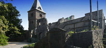 -  Frankenstein Castle