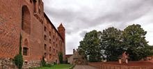 Vistula River -  Gniew Castle