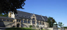 Castles in Germany -  Imperial Palace Goslar - Kaiserpfalz