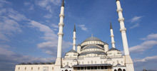 -  Kocatepe Mosque