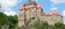 Castles in Germany -  Kriebstein Castle