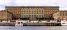 Tourist Attractions and Sightseeing -  Stockholm Palace - Kungliga Slottet