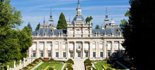 Castles in Spain -  Royal Palace of La Granja de San Ildefonso