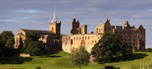 Castles in England -  Linlithgow Palace