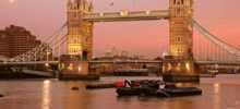 Most beautiful rivers,  -  River Thames
