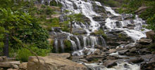 Most beautiful waterfalls,  -  Mae Ya Waterfall
