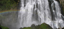 Most beautiful waterfalls,  -  Marokopa Falls