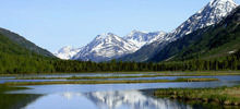 Yukon -  Marsh Lake