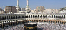 Sacred Places -  Mecca