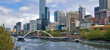 Most beautiful rivers,  -  Yarra River