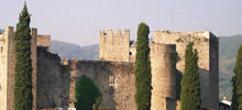 Castles in Spain -  Montemayor del Rio Castle