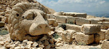 Most beautiful mountains  -  Mount Nemrut
