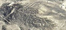 Ancient Stone Drawings of Mermaids - New Geoglyphs Discovered in Nazca