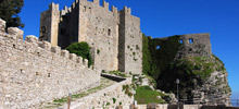 Castles in Italy -  Norman Palace, Palermo