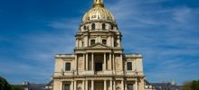 Tourist Attractions and Sightseeing , Page 2 -  Les Invalides, Paris
