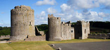 World's castles , Page 5 -  Pembroke Castle