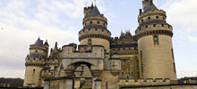 -  Pierrefonds Castle - Chateau de Pierrefonds