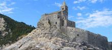 -  San Pietro Church in Portovenere