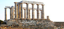 Sacred Places -  Temple of Poseidon