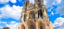 Churches, Cathedrals and Temples -  Reims Cathedral