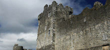 -  Ross Castle in Killarney