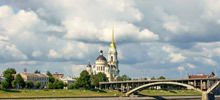 Most beautiful rivers,  -  River Volga