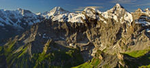 Mountains in the World, Highest Mountains -  Schilthorn