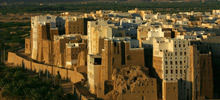Ancient Cities -  Shibam
